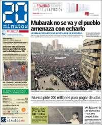 20 Minutos - Murcia