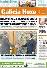 Galicia Hoxe