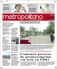 Diario Metropolitano