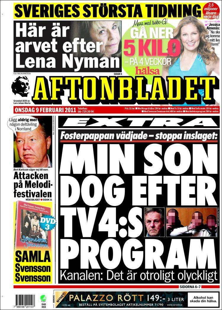 Aftonbladet (Riks) 2016-04-04