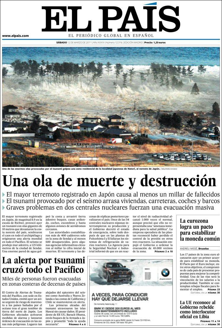 diarios del pais vasco: