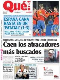 Qué - Madrid