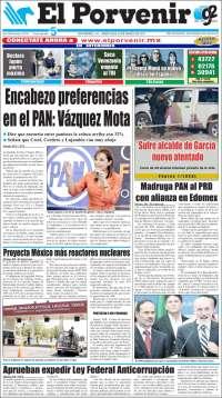 El Porvenir de Monterrey
