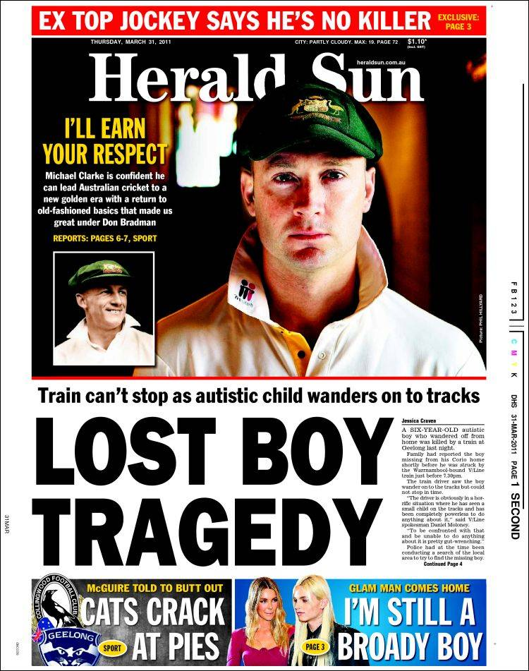 newspaper herald sun australia newspapers in australia