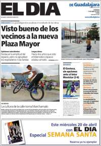 EL Día de Guadalajara