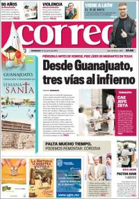 Correo - El diario del Estado de Guanajuato