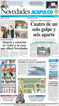 Novedades de Acapulco
