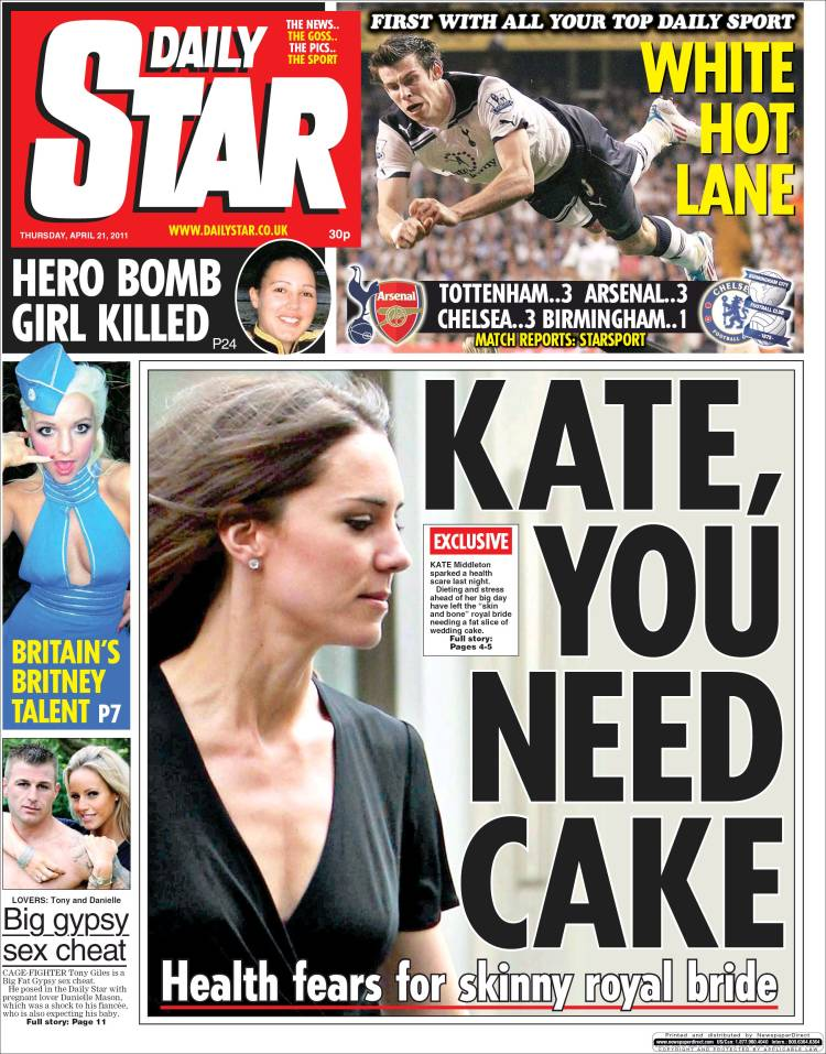 Star daily Daily Star