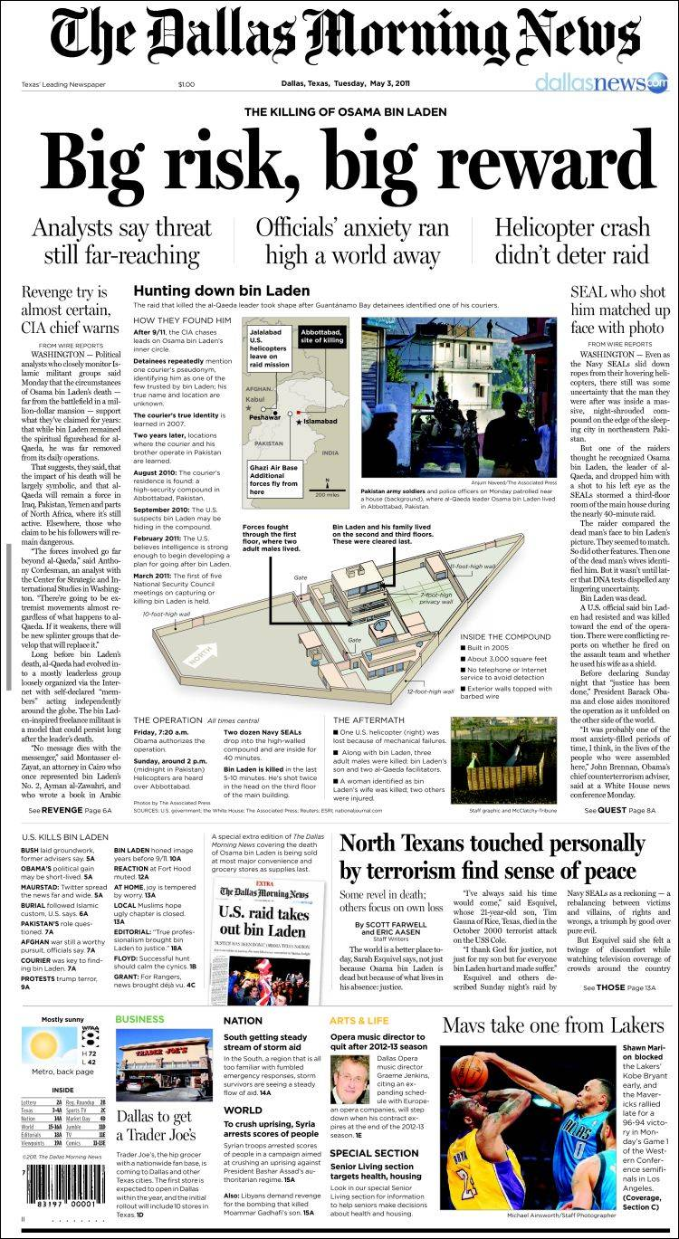 newspaper dallas morning news usa newspapers in usa tuesday s