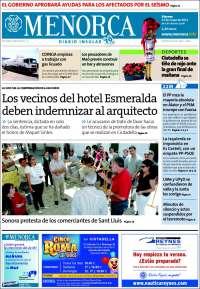 Menorca - Diario Insular