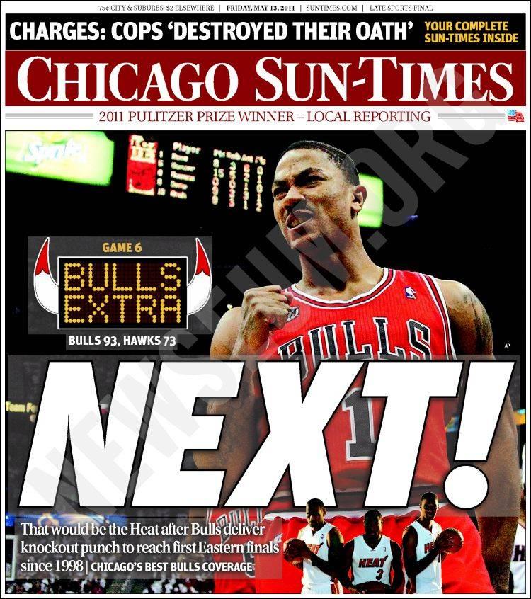 Chicago Sun-Times E-Paper