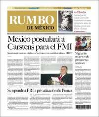 Rumbo de México