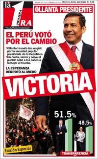 La Primera de Perú