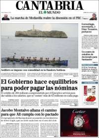 Cantabria - El Mundo