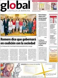 Portada de Global Castilla La Mancha - Ciudad Real (España)