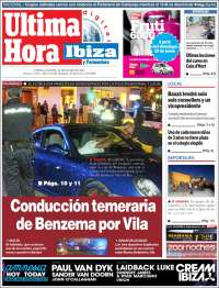 Última Hora - Ibiza