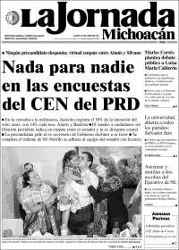 La Jornada de Michoacán