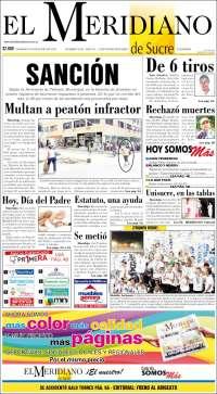 El Meridiano de Sucre