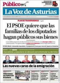La Voz de Asturias