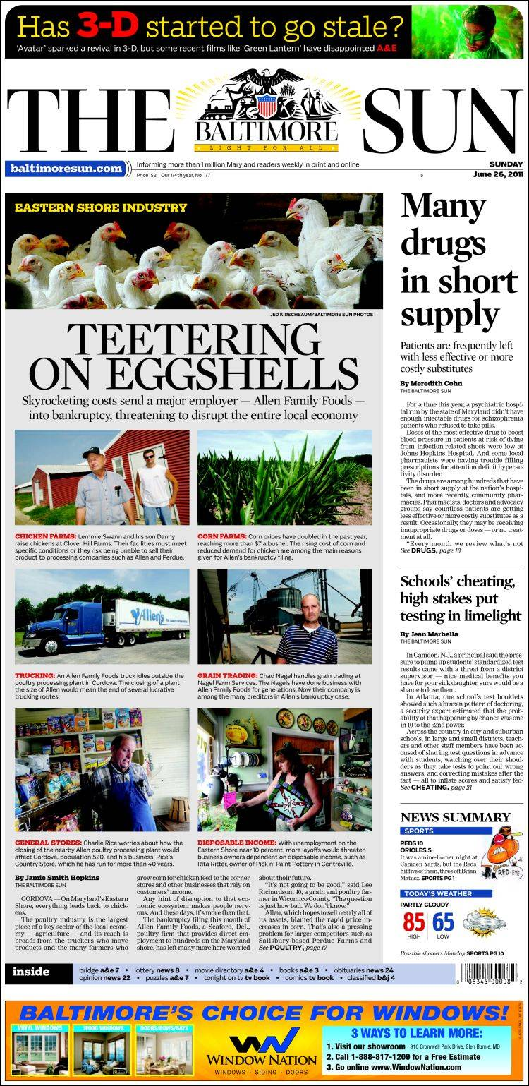 Sparrows Point: A year after collapse, unsettled lives