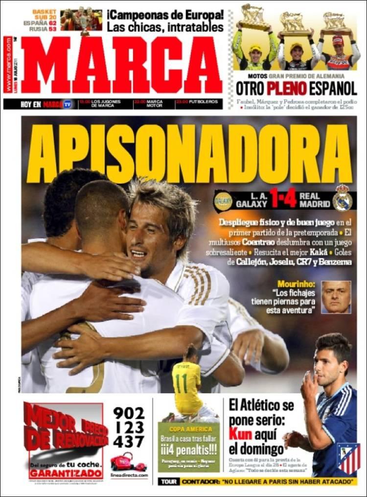 Capas dos Jornais Desportivos - Página 15 Marca.750