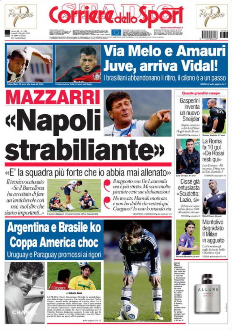 Capas dos Jornais Desportivos - Página 15 Corriere_sport.750