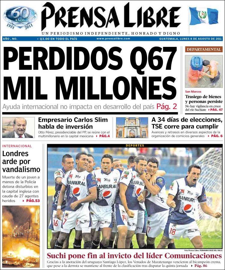 Jubilados En Guatemala Prensa Libre Cicig Comisi 243 N