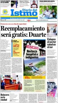 Diario del Istmo - Voz en Libertad