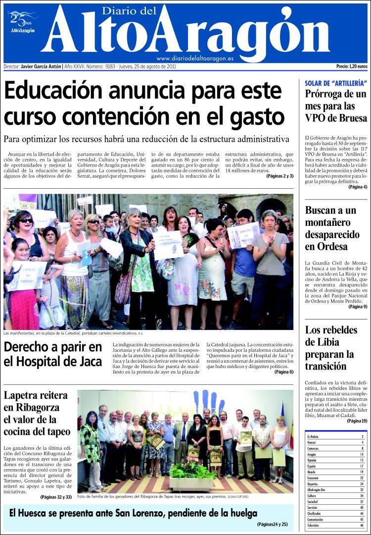 Diario del altoaragon huesca fotos 81