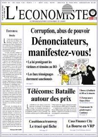 presse économique maroc