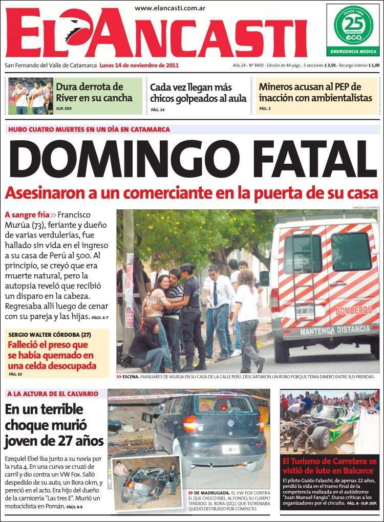 diario de la provincia de catamarca: