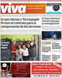 Portada de Viva Campo de Gibraltar (Spain)