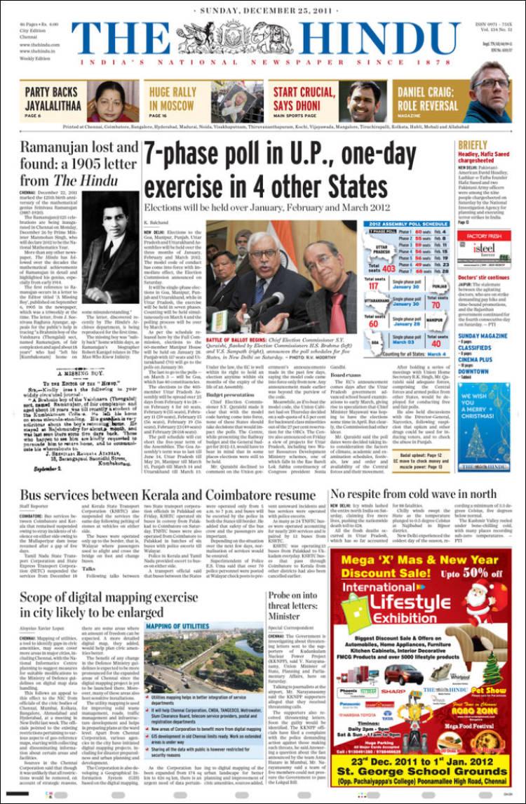the hindu newspaper in hindi pdf