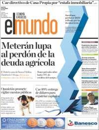 Economic Press Venezuela Newspapers In Venezuela Tuesday S Edition January 25 Of 2011 Kiosko Net
